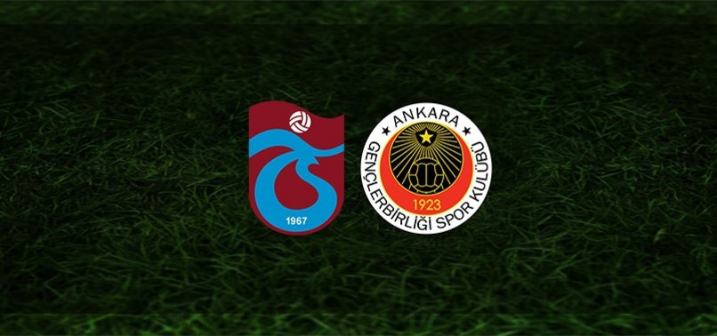 Trabzonspor - Gençlerbirliği maçı ne zaman, saat kaçta ve hangi kanalda? | Süper Lig (TS maçı izle...)
