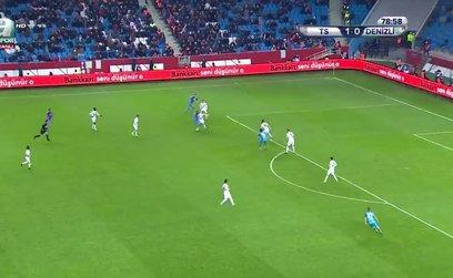 Trabzonspor 2-0 Denizlispor