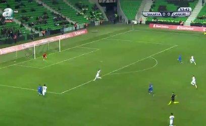 Sakaryaspor 0-1 1074 Çankırıspor