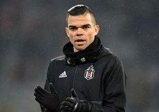 Beşiktaşta Pepe şoku!