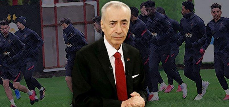Galatasaray Başkanı Mustafa Cengiz'in açıklamaları krize sebep oldu! Oyuncular son derece rahatsız