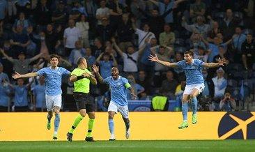 Manchester City penaltı bekledi! İşte o pozisyon