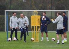 Fenerbahçede Trabzonspor maçı hazırlıkları başladı