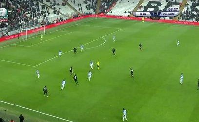 Beşiktaş 2-1 BB Erzurumspor