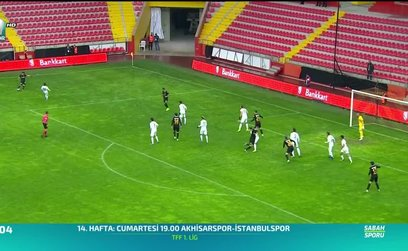 İstikbal Mobilya Kayserispor 3-2 Manisa FK | MAÇ ÖZETİ