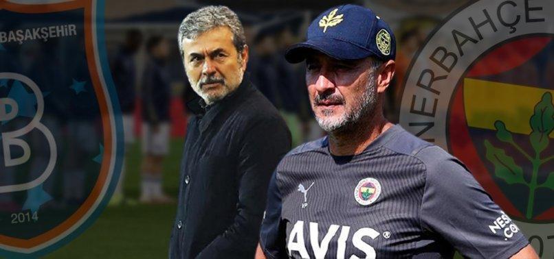 Fenerbahçe Başakşehir'e konuk oluyor! İşte Vitor Pereira'nın muhtemel 11'i...