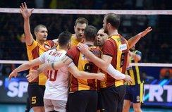Şampiyonlar Kupası'nın sahibi Galatasaray