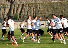 Beşiktaş, Erzurumspor maçına hazır