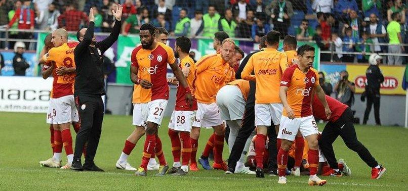 Galatasaray'a dev piyango! Kasa parayla dolacak